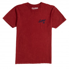LRG Lifted Tree T-Shirt - Red Wash