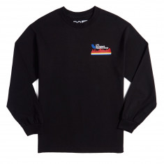 LRG Modern Motherland Long Sleeve T-Shirt - Black