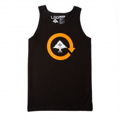 LRG Research Cycle Tank Top - Black