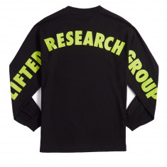 LRG The Research Brand Long Sleeve T-Shirt - Black