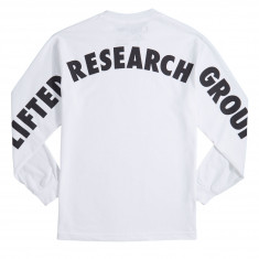 LRG The Research Brand Long Sleeve T-Shirt - White