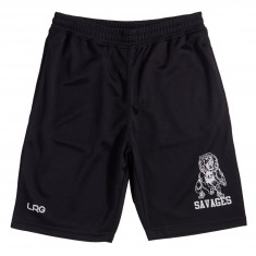 LRG Savages Mesh Shorts - Black