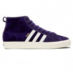 Adidas Matchcourt High RX Na-Kel Shoes (Pre Order Now) - Purple/Cream White/Gold Metallic