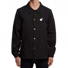 The Hundreds Bar Coachs Jacket - Black