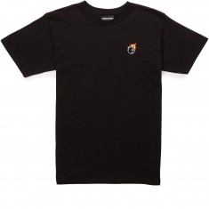 The Hundreds Crest Adam T-Shirt - Black