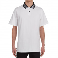 The Hundreds Buster Polo Shirt - White
