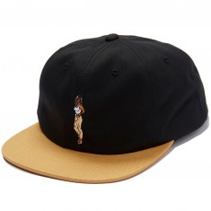 The Hundreds Locals Snapback Hat - Black