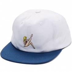 The Hundreds Locals Snapback Hat - White
