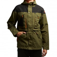 The Hundreds Vanport Jacket - Olive