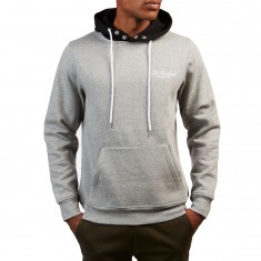 The Hundreds Bower Hoodie - Athletic Heather