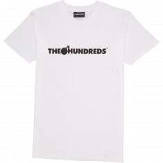 The Hundreds Forever Bar Logo T-Shirt - White