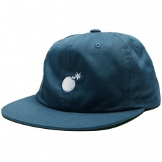 The Hundreds Seed Logo Snapback Hat - Blue