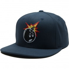 The Hundreds Adam Snapback Hat - Navy