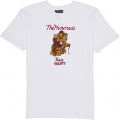 The Hundreds Lover Bear T-Shirt - White