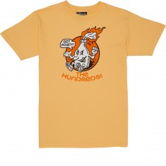 The Hundreds Rowdy T-Shirt - Squash