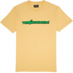 The Hundreds Dis Bar T-Shirt - Squash