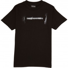 The Hundreds Stencil Bar T-Shirt - Black
