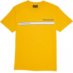 The Hundreds Public T-Shirt - Gold
