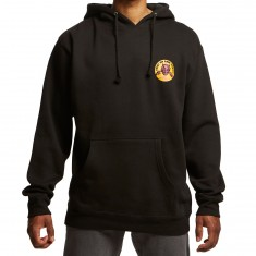The Hundreds Shut It Hoodie - Black