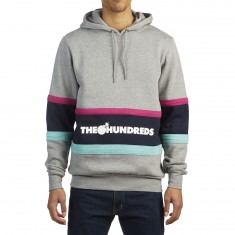 The Hundreds Briggs Hoodie - Athletic Heather