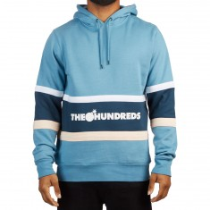 The Hundreds Briggs Hoodie - Light Blue