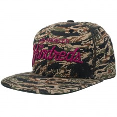 The Hundreds Team Snapback Hat - Camo