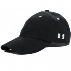 The Hundreds Rev Dad Hat - Black