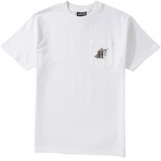 The Hundreds Great Catch Pocket T-Shirt - White