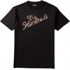 The Hundreds Bodies Slant T-Shirt - Black