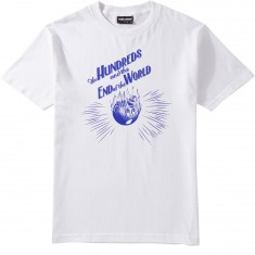The Hundreds Doomsday T-Shirt - White
