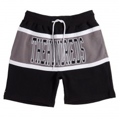 The Hundreds Ole Sweat Shorts - Black
