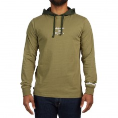 The Hundreds Hills Hoodie - Dusty Olive