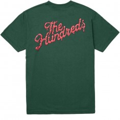 The Hundreds Ooze Slant T-Shirt - Forest
