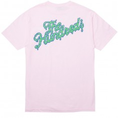 The Hundreds Ooze Slant T-Shirt - Pink
