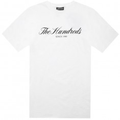 The Hundreds Rich Logo T-Shirt - White