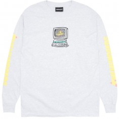 The Hundreds WiFi Longsleeve T-Shirt - Ash Heather