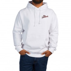 The Hundreds Ooze Slant Hoodie - White