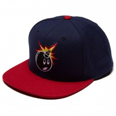 The Hundreds W17 Adam Snapback Hat - Navy