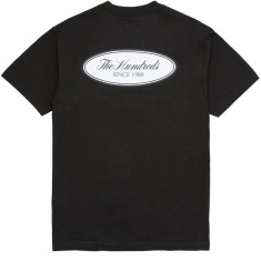 The Hundreds Rich Oval T-Shirt - Black