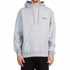 The Hundreds Motions Hoodie - Oxford Grey