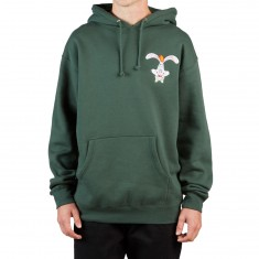 The Hundreds X Roger Rabbit Hoodie - Alpine Green