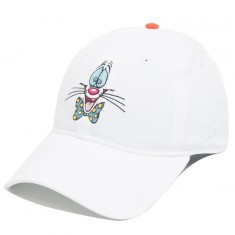 The Hundreds X Roger Rabbit Whiskers Dad Hat - White