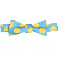 The Hundreds Roger Bow Tie - Blue