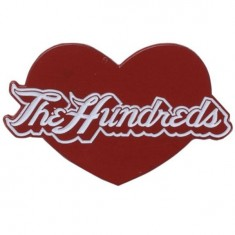 The Hundreds Love Pin - Red