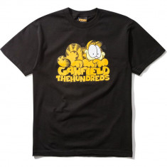 The Hundreds X Garfield Stack T-Shirt - Black