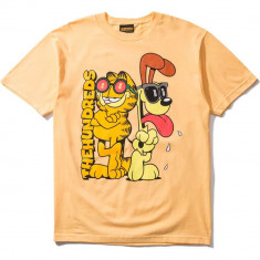 The Hundreds X Garfield Odie T-Shirt - Squash