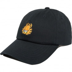 The Hundreds X Garfield Mood Dad Hat - Black