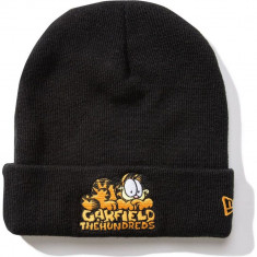 The Hundreds X Garfield Head Beanie - Black