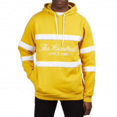 The Hundreds Palmer Hoodie - Mustard fa3602ab9b55
