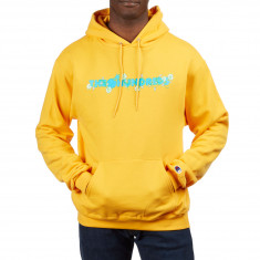 The Hundreds Daisy Bar Hoodie - Gold b773c38ccc29
